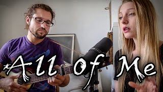 All Of Me - John Legend [Cover] by Julien Mueller & Julie Fournier