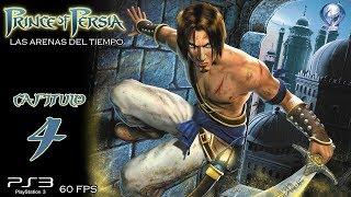 Prince of Persia Las Arenas del Tiempo (Gameplay Español Ps3, 60 Fps) Capitulo 4