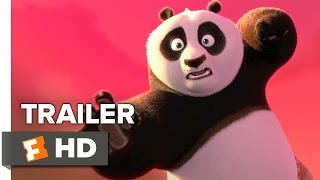 Kung Fu Panda 3 Official Trailer #2 (2016) - Jack Black, Angelina Jolie Animated Movie HD