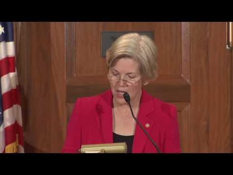 Sen  Warren s Speech on the CFPB to CFED and Democracy Journal