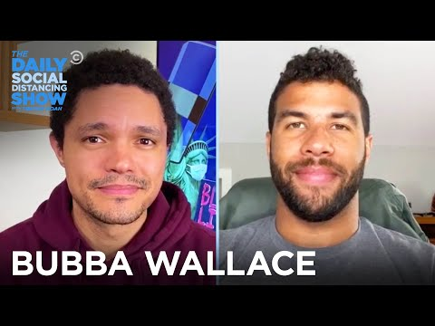 Bubba Wallace - The Noose Incident & Bringing BLM Into NASCAR | The Daily Social Distancing Show