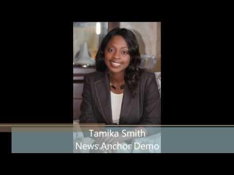 Tamika Smith News Anchor Demo
