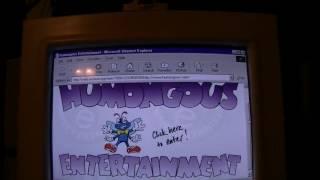 Old Websites on Windows 95