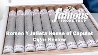 Romeo Y Julieta House of Capulet Cigars Overview - Famous Smoke Shop