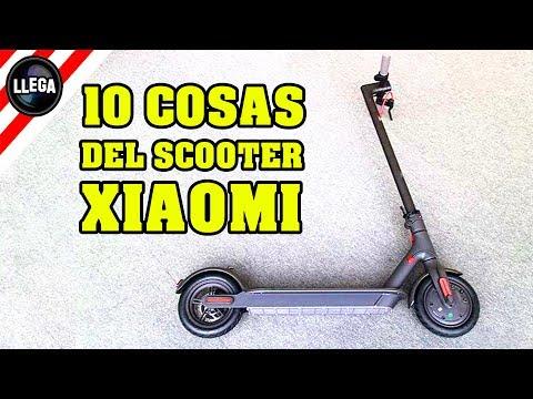 10 Cosas Que Has De Saber Antes De Comprar Un Scooter Eléctrico Xiaomi M365
