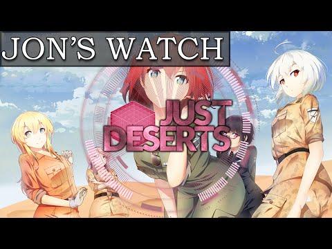 Army Girls Dating Sim! (Jon's Watch - Just Deserts)