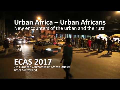 Welcome to ECAS 2017 (updated)