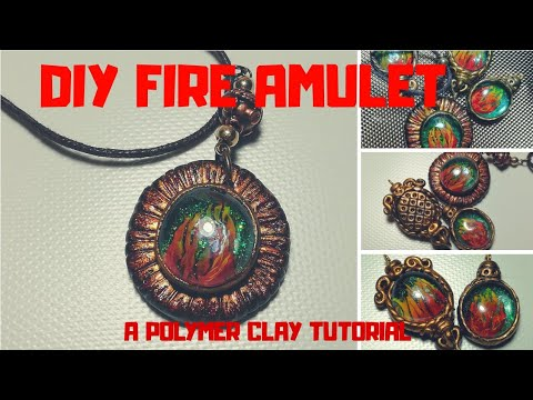how to make fire clay