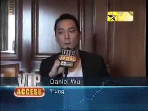 VIP Access: TIFF 07 Daniel Wu & Chang Chen Interview (MTV)