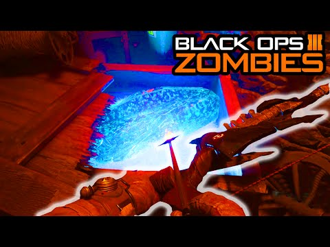 """BLACK OPS 3 ZOMBIES """"DER EISENDRACHE"""" EASTER EGG BOW UPGRADE HUNT! (BO3 Zombies)"""