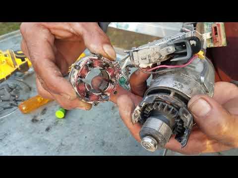 Conociendo como funciona un motor brushless dewalt impact