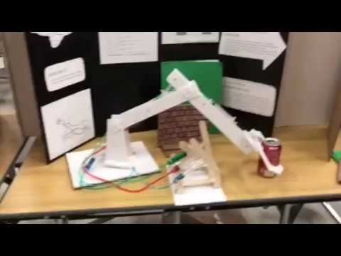 2017 5th Grade Engineering Projects