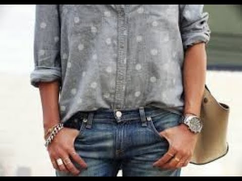 Summer Button Down Shirts Street Style Trends