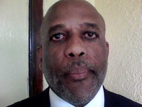 Liberty Party standard bearer Charles Brumskine on peaceful elections in Liberia 2011.AVI