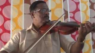 Manikya Veenayumayen - from Kattupookkal byM.C Varghese violin solo