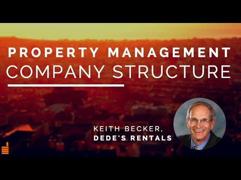 Starting a Property Management Business: Company Structure