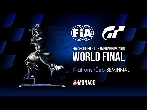 [Deutsch] FIA GT Championships 2018 | Nations Cup | Weltfinale | Halbfinale
