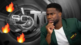 Kevin Hart does the SportsCenter Top 10 - June 10, 2013