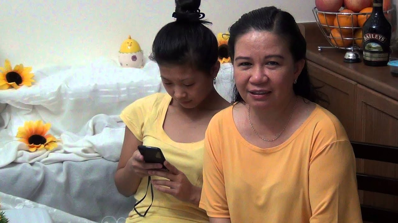 90th Birthday Greetings For Nanay Tenang Youtube