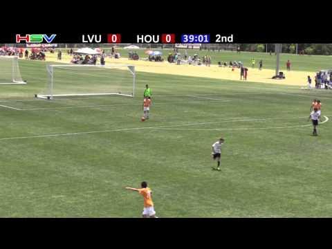 LV UNITED 02 vs HOUSTON DYNAMO ACADEMY U 11 ORANGE 06 07 14   Copy