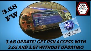 PS Vita 3.68 FW update!  Access to PSN for 3.65 and 3.67 no update.