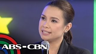 GGV: Lea Salonga: Aga is my favorite leading man
