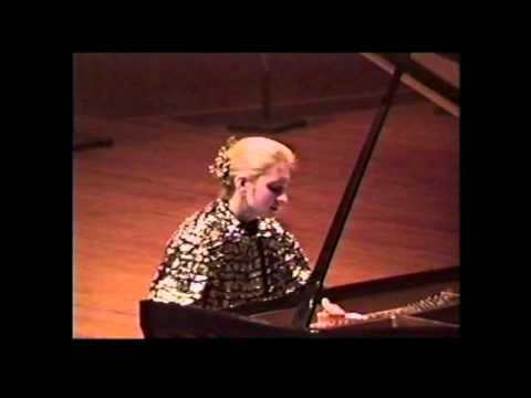 Violetta Egorova plays Liszt