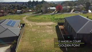 Buxton Ballarat - 10 Madelia Court, Golden Point