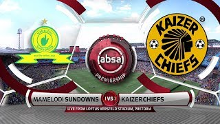 Absa Premiership | Mamelodi Sundowns v Kaizer Chiefs | Highlights