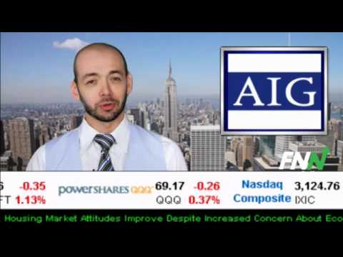 US Treasury to Sell AIG Shares