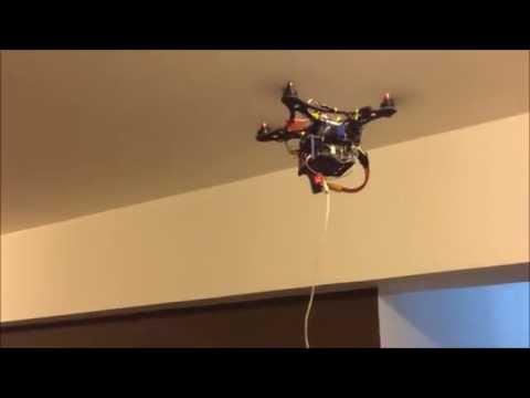 Small QuadCopter Using MPU-6050 & Arduino