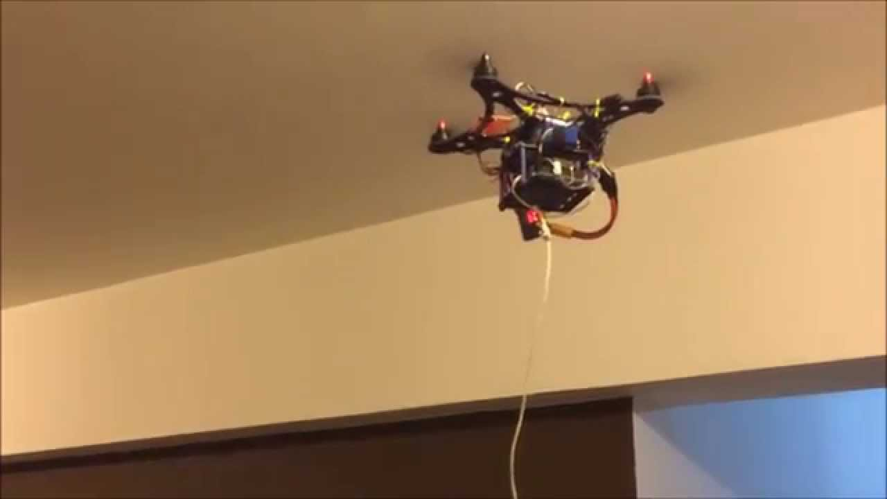 Small QuadCopter Using MPU-6050 & Arduino