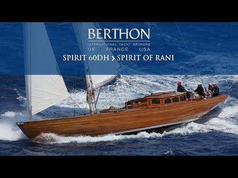 Spirit 60DH (SPIRIT OF RANI) - Yacht for Sale - Berthon International Yacht Brokers