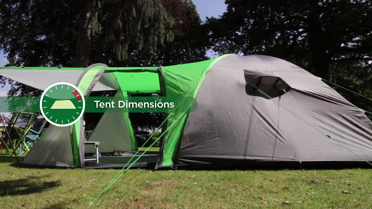 Coleman Waterfall Tent 5p Best 2018 & Coleman Waterfall Five Man Tent Dimensions - Best Waterfall 2017