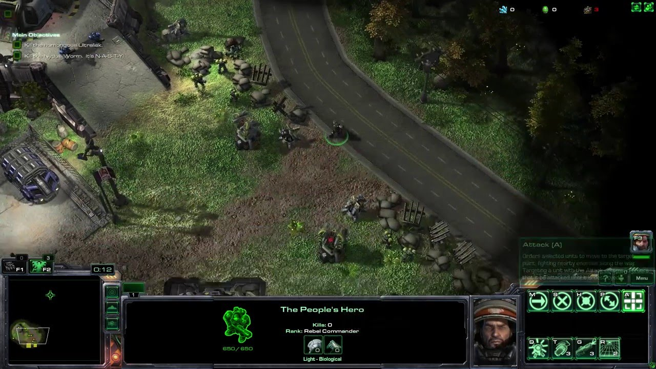 Learning How to Use the StarCraft 2 Map Editor: Changing a Unit's Stats