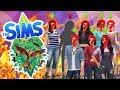 Wait. WHO DIED?! - The Sims 4 Youtuber Hunger Games - Season 4 - Ep.4