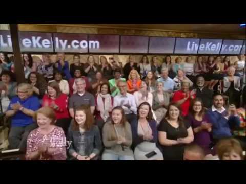 LIVE with Kelly September 26, 2016   Rob Lowe, Will Forte