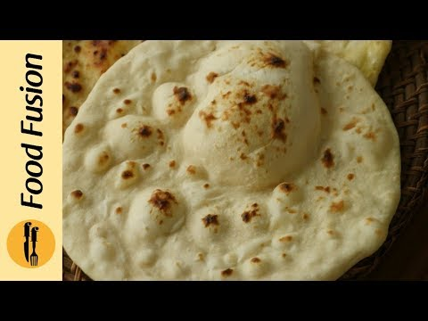 Home Made Naan Recipe By Food Fusion