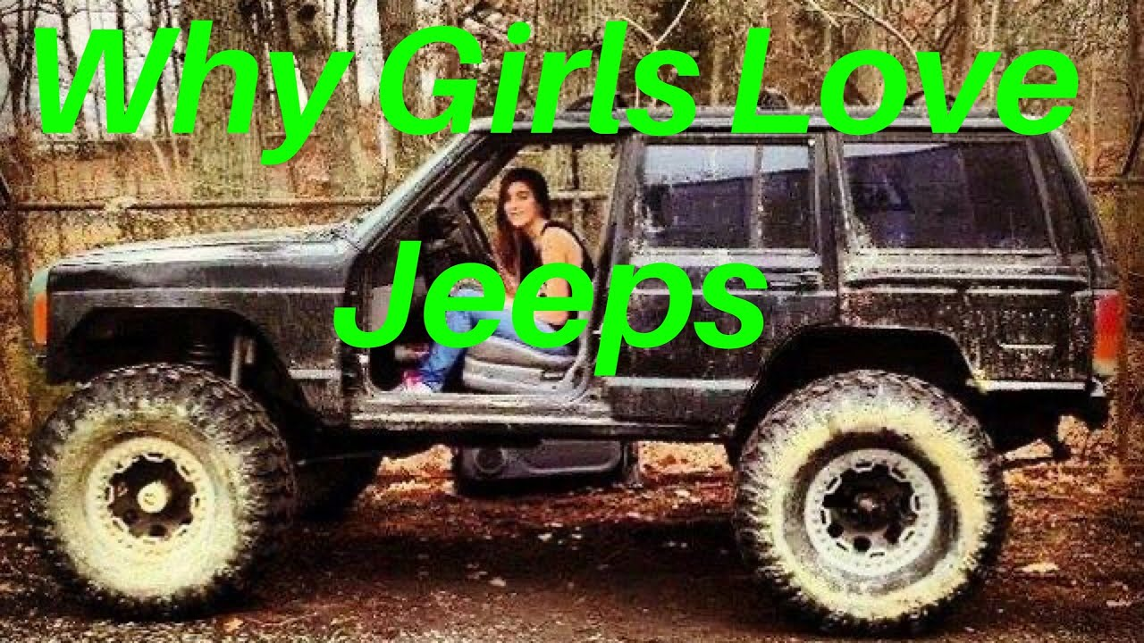 Why VSCO Girls Love Jeep - Peytons Momma™