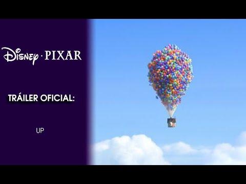 UP | Tráiler Oficial | Disney · Pixar Oficial películas oscuras de disney