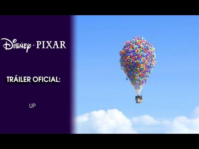 UP   Tráiler Oficial   Disney · Pixar Oficial