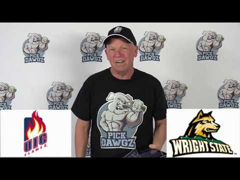 Wright State vs UIC 2/14/20 Free College Basketball Pick and Prediction CBB Betting Tips