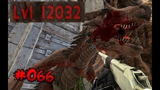Cheater Base raiden - Lvl. 12000 Dragon 😨 | ARK Ragnarok #066