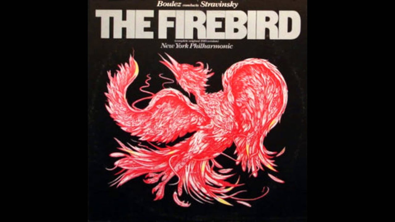 firebird music and igor stravinsky Igor stravinsky (1882-1971) was a russian composer who revolutionised 20th-century music, and provoked riots with the rite of spring life and music.