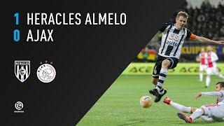 Heracles Almelo - Ajax | 09-02-2019 | Samenvatting