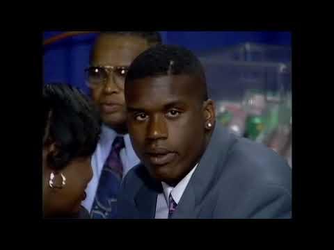 Throwback: Portland Hosts The 1992 NBA Draft