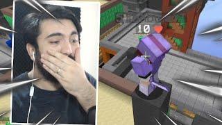 EFSANE BİR FİNAL OLDU! Minecraft: BED WARS