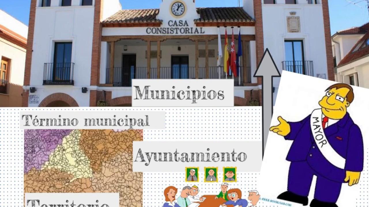 La Organización Territorial De España Y El Estado De Las Autonomías