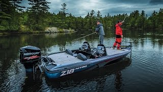 NITRO Boats: 2016 Z18 Performance Bass Boat