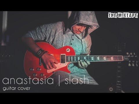 | Anastasia | Slash | Guitar Cover | Vishal Kar